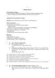 Direktorium 2013 - Februar (pdf, 224 KB) - Fachbereich Liturgie ...