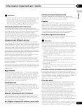 Pioneer PDP-LX5090H - User manual - espagnol, italien, néerlandais, russe - Page 7