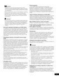 Pioneer PDP-LX6090 - User manual - grec - Page 7