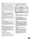 Pioneer PDP-508XD - User manual - turc - Page 3