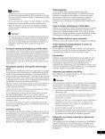 Pioneer PDP-LX5090 - User manual - grec - Page 7