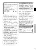 Pioneer PDP-615EX - User manual - suédois - Page 4