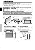 Pioneer PDP-615EX - User manual - suédois - Page 7