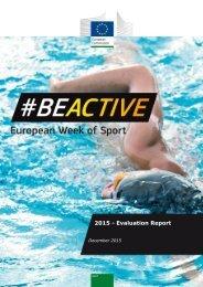 2015 - Evaluation Report