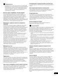 Pioneer PDP-LX5090 - User manual - russe - Page 7