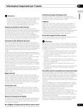 Pioneer KRP-500A - User manual - espagnol, italien, néerlandais, russe - Page 7