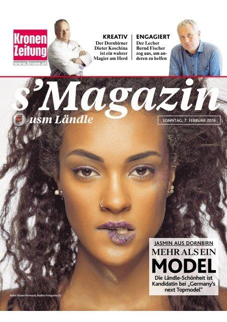s'Magazin usm Ländle, 7. Februar 2016