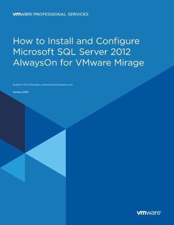 vmw-configure-ms-sql-always-on-for-mirage-16q1