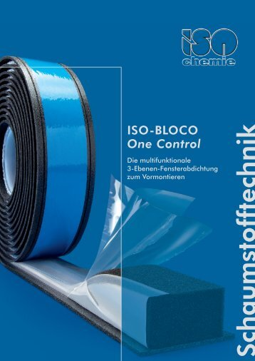 One Control - ISO Chemie GmbH