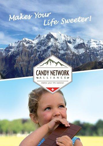 Candy Network Alliance Katalog