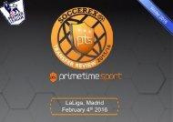 LaLiga Madrid February 4 2016