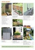 Traumgarten - Sichtschutz aus Holz - Seite 3