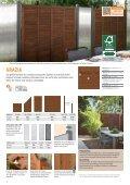 Traumgarten - Sichtschutz aus Holz - Seite 4
