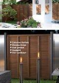 Traumgarten - Sichtschutz aus Holz - Seite 5