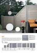 Traumgarten - Sichtschutz aus Holz - Seite 6