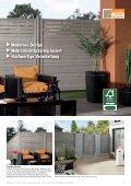 Traumgarten - Sichtschutz aus Holz - Seite 7
