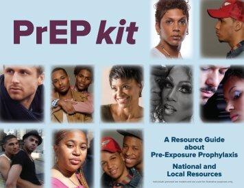 PrEP kit