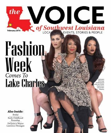 The Voice of Southwest Louisiana