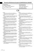 Pioneer FH-P80BT - User manual - néerlandais - Page 2