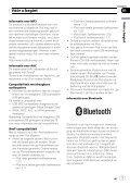 Pioneer FH-P80BT - User manual - néerlandais - Page 7