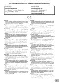 Pioneer DEH-P700BT - User manual - finnois - Page 2