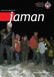Les nouveaux... - Club Alpin Suisse Section Jaman