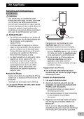 Pioneer SPH-DA100 - User manual - danois, finnois, suédois - Page 7