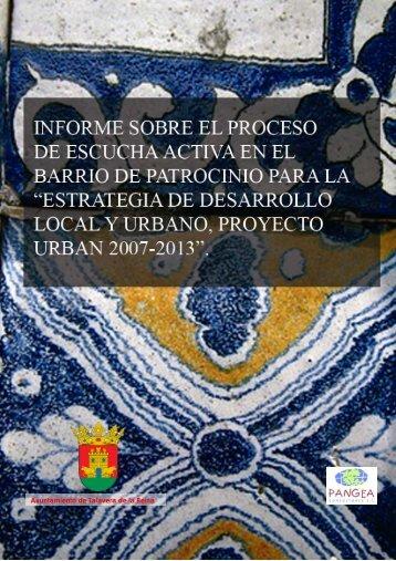 Informe proceso participativo en Patrocinio - ISOTools