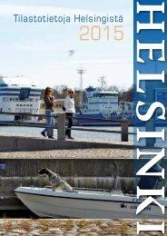 Tilastotietoja Helsingistä