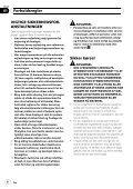 Pioneer AVH-P3100DVD - User manual - danois - Page 6
