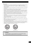 Pioneer GEX-P7000TVP - User manual - portugais - Page 5