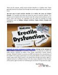 Take Sildigra to Treatment of Erectile Dysfunction - Page 2