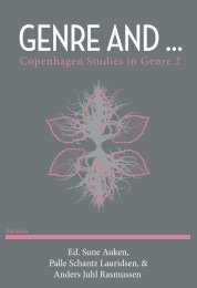 GENRE AND …
