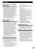 Pioneer AVIC-F910BT - User manual - portugais - Page 7