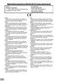 Pioneer AVIC-F9210BT - Addendum - hongrois - Page 2