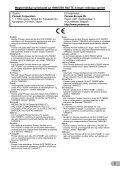 Pioneer AVIC-F9210BT - Addendum - hongrois - Page 3