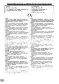 Pioneer AVIC-F9210BT - Addendum - hongrois - Page 4