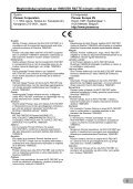 Pioneer AVIC-F9210BT - Addendum - hongrois - Page 5