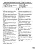 Pioneer AVIC-F920BT - Addendum - hongrois - Page 3