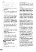 Pioneer AVIC-F920BT - Addendum - hongrois - Page 6