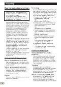Pioneer AVIC-F900BT - User manual - suédois - Page 6