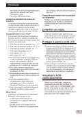 Pioneer AVIC-F500BT - User manual - portugais - Page 7