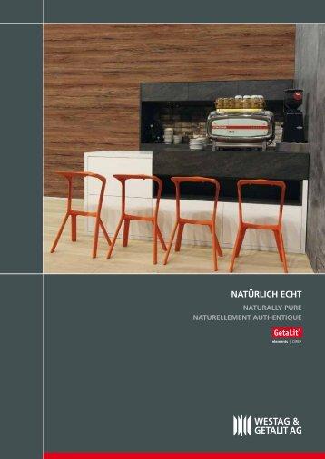 Westag & Getalit 3-Schichtplatten