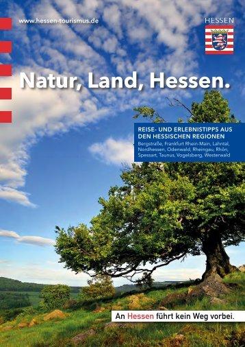 Natur Land Hessen