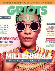 GRIOTS REPUBLIC - An Urban Black Travel Mag - Feb. 2016