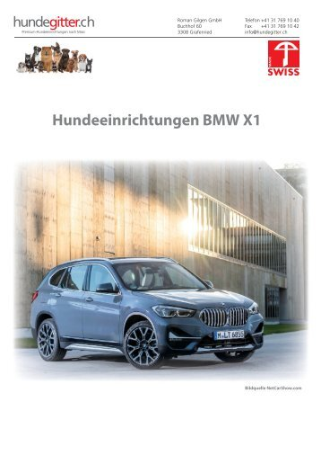 BMW_X1_Hundeeinrichtungen