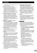 Pioneer AVIC-HD3-II - Software manual - portugais - Page 7