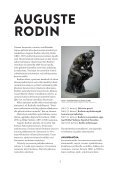 AUGUSTE RODIN - Page 3