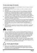 Pioneer AVIC-S1 - User manual - hongrois - Page 2