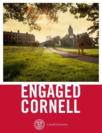 Engaged Cornell 1